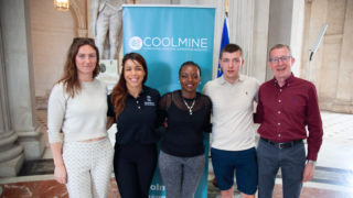 Strandum Were Delighted To Be Invited To The Launch Of Coolmine Strategic Plan For 2019 – 2022