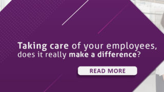 Taking Care Of Your Employees, Does It Really Make A Difference?