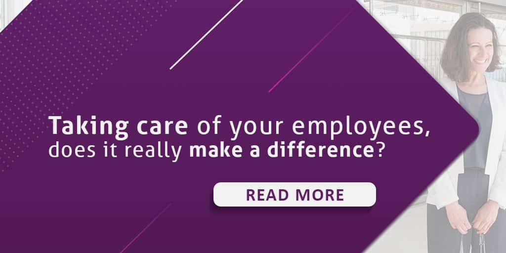Taking Care Of Your Employees