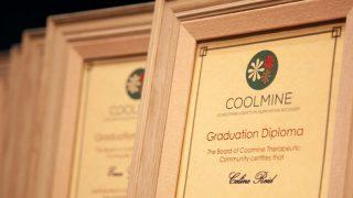 Coolmine Graduation Ceremony