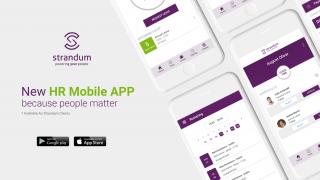 Strandum HR Launches Self-service Mobile APP